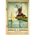 RG038:  Rambles in Norfolk, LNER 1930's.