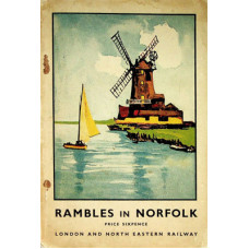 RG038:  Rambles in Norfolk, LNER 1930's.
