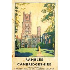 RG040:  Rambles in Cambridgeshire, LNER 1930's.