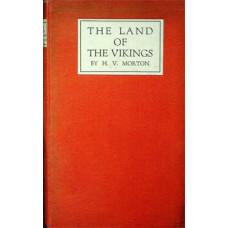 RG041:  The Land of the Vikings by H V Morton, LNER(?) c.1928.