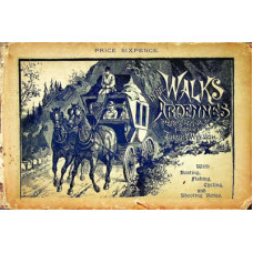 RG042:  Walks in the Ardennes, GER 1890.