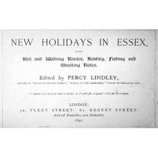 RG043:  New Holidays in Essex, GER 1892.