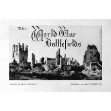 RG047:  GER Guide to the Battlefields of Belgium and France, c.1920.