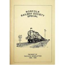 RH082:  The Norfolk Railway Society 1955-1995.