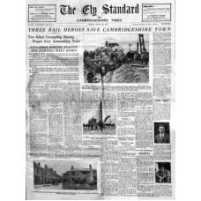 RH086:  The Soham Explosion, LNER 1944.
