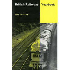 RH087:  The British Railways Yearbook for 1962.