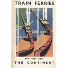 TO053:  Train Ferries from Zeebrugge and Dunkerque, LNER and SR c. 1937.