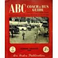 TP032:  ABC Coach Guide, Summer 1958.